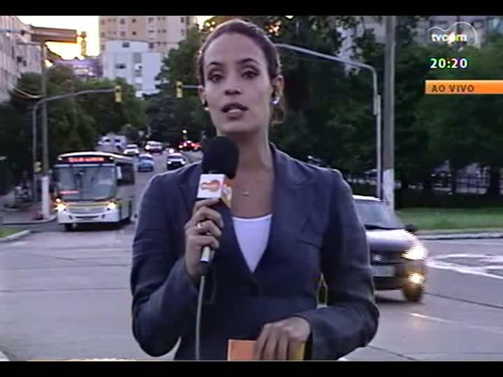 TVCOM 20 Horas - 02/01/13 - Bloco 3 - Ministério Público de Contas contesta aumento do ônibus em POA