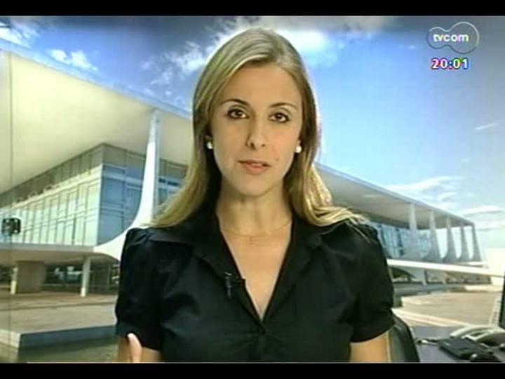 TVCOM 20 Horas - Má distribuição de médicos no Estado - Bloco 1 - 19/02/2013