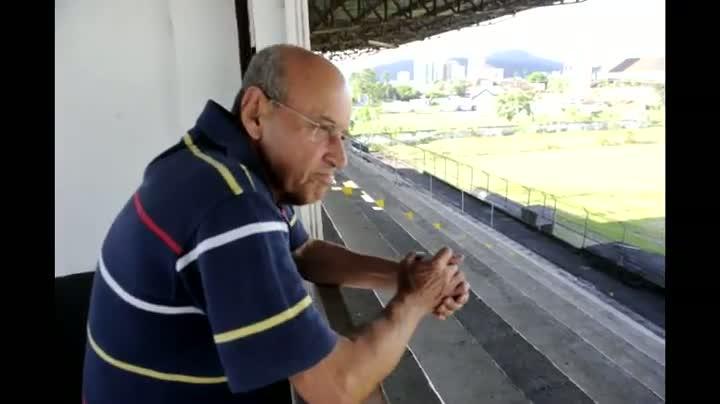 Webdocumentário especial sobre os 80 anos do estádio Ernestão