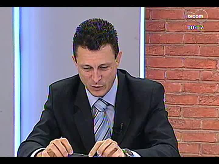 Mãos e Mentes - Presidente da Associação das Empresas Brasileiras de Tecnologia da Informação, Robinson Oscar Klein - Bloco 4 - 24/03/2013