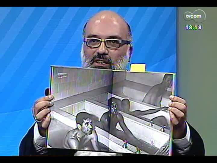 """Café TVCOM - Café TVCOM Especial \""""1 ano para a Copa\"""" - Bloco 2 - 13/06/2013"""