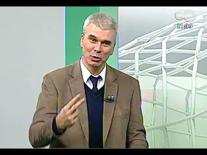 Bate Bola - Vitória do Brasil na Copa das Confederações e demissão do técnico Luxemburgo - Bloco 2 - 30/06/2013