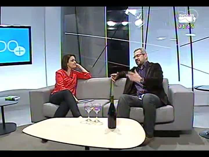 TVCOM Tudo Mais - Irineu Guarnier Filho dá dicas de vinhos da região sul de Minas Gerais