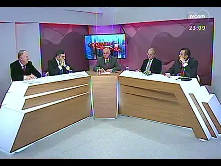 Conversas Cruzadas - A falta de fiscais de arrecadação tributária nos municípios - Bloco 4 - 16/07/2013