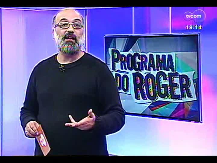 Programa do Roger - Confira um papo com os PoETs - bloco 3 - 24/07/2013