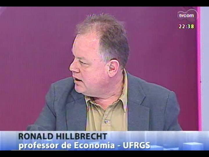 Conversas Cruzadas - Para onde vai a economia brasileira? - Bloco 2 - 02/08/2013