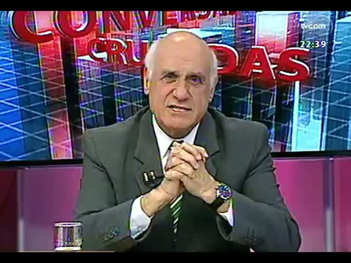 Conversas Cruzadas - Debate sobre a falta de mão de obra qualificada - Bloco 2 - 08/08/2013