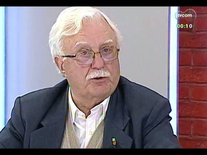 Mãos e Mentes - Diretor-presidente das Lojas Colombo, Adelino Colombo - Bloco 4 - 26/08/2013