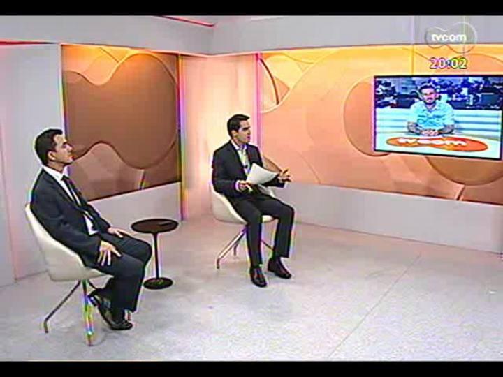 TVCOM 20 Horas - Saiba tudo sobre a Promotoria do Torcedor - Bloco 1 - 09/09/2013