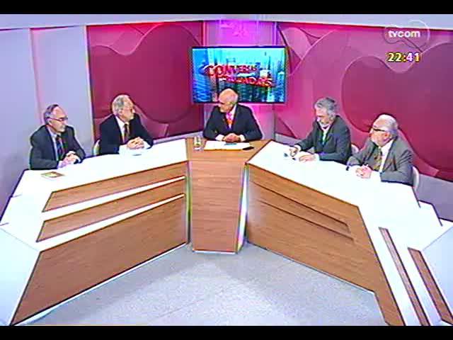 Conversas Cruzadas - Os 25 anos da Constituição - Bloco 3 - 04/10/2013