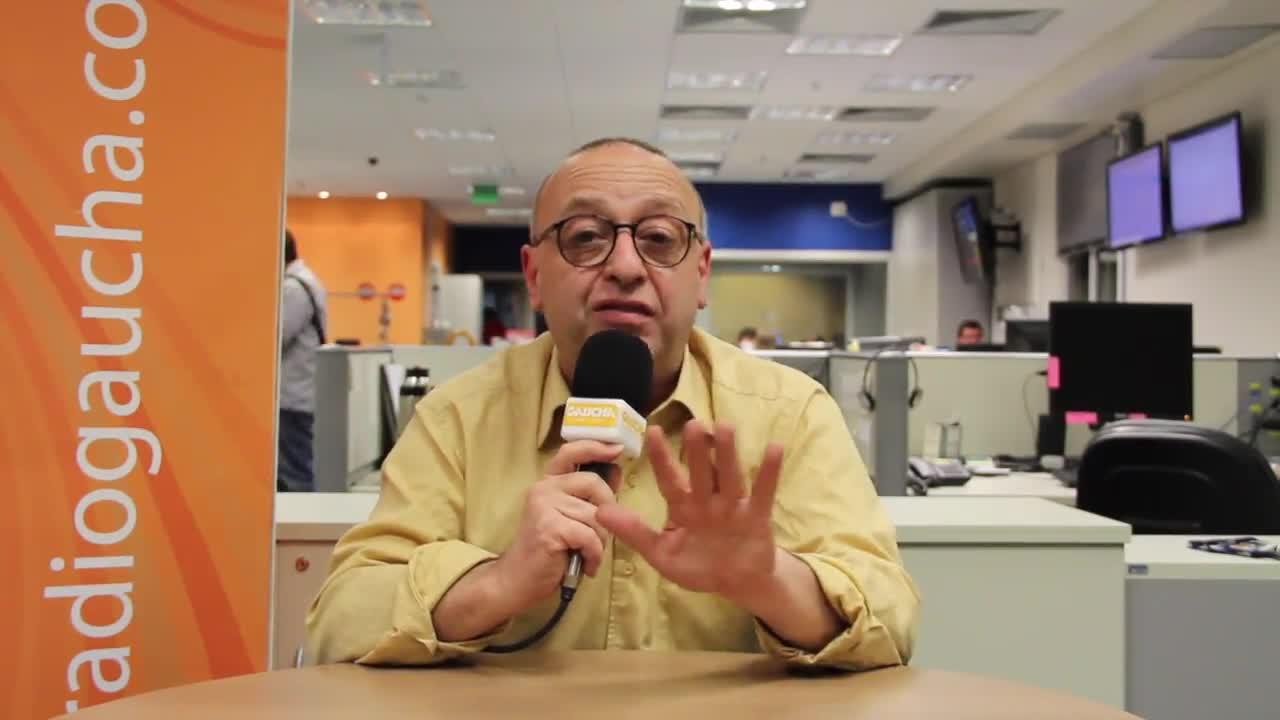 Nando Gross fala sobre a péssima noite colorada e a gloria tricolor - 24/10/2013