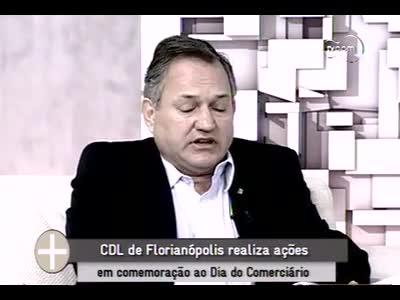 TVCOM Tudo+ - Espetáculo da CDL e dia do comércio - 30/10/13