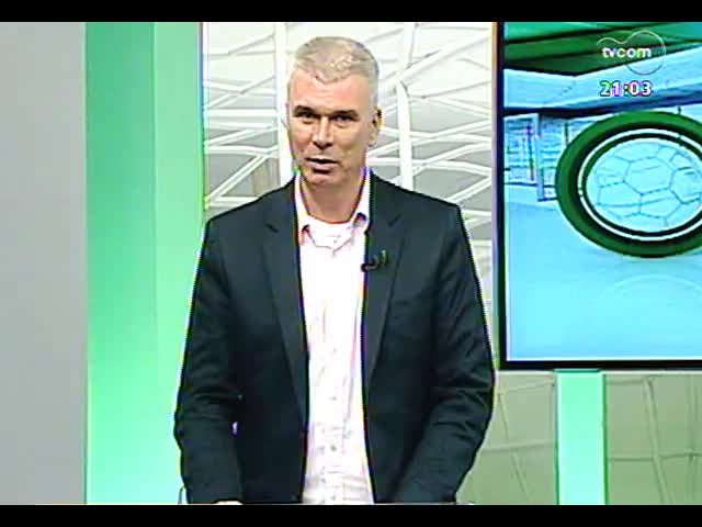 Bate Bola - Repercussão de toda rodada do Campeonato Brasileiro 2013 - Bloco 1 - 10/11/2013