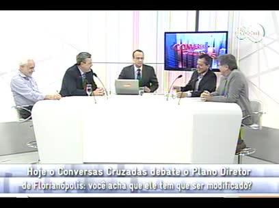 Conversas Cruzadas - Plano Diretor de Florianópolis 4ºbloco - 05/11/13