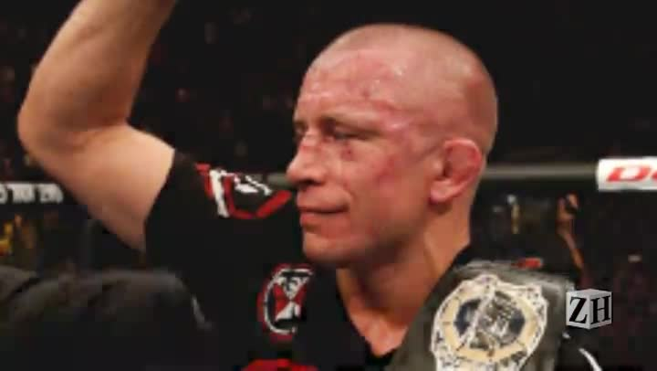 No Mundo das Lutas: GSP deveria ter vencido a disputa do UFC 167?