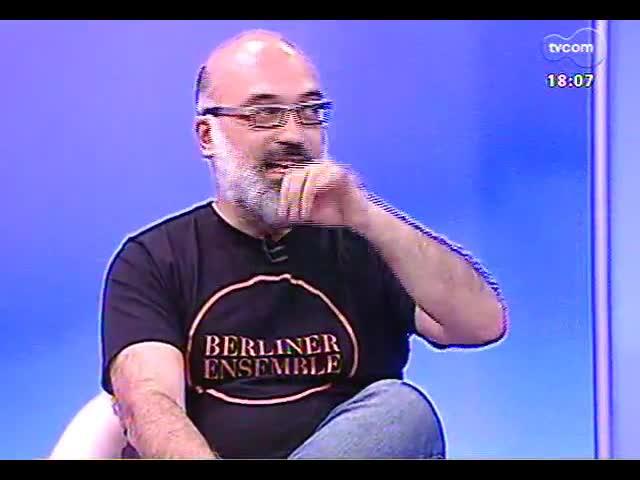 Programa do Roger - Luciano Alabarse, secretário de Cultura de Canoas, fala sobre 3º Canoas Jazz - bloco 3 - 19/11/2013