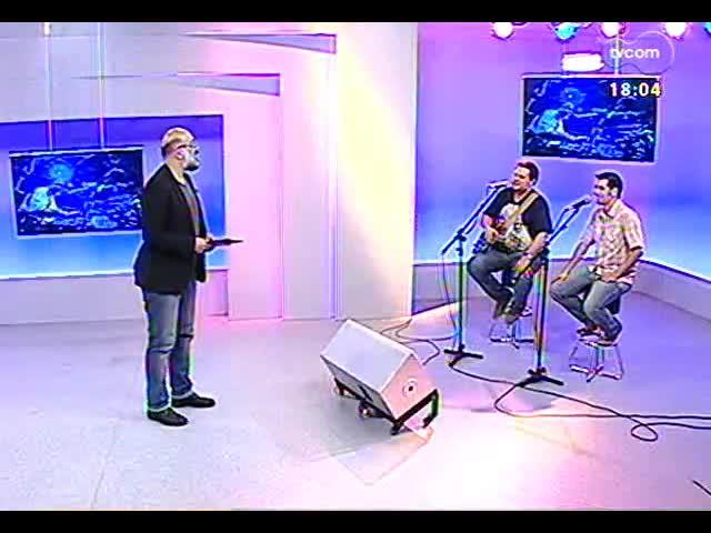 Programa do Roger - Músicos Ale Ravanello e Ivan Mariz falam do 6º Mississipi Delta Blues Festival, em Caxias - bloco 2 - 21/11/2013