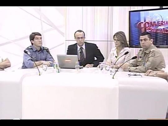 Conversas Cruzadas - 3o bloco - Análise de trânsito - 5/12/2013