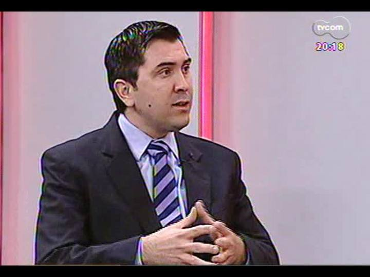 TVCOM 20 Horas - Projeções e balanço sobre safra de grãos no RS - Bloco 2 - 12/12/2013