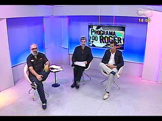 Programa do Roger - Curador Cláudio Carrara e maestro Antônio Carlos Borges Cunha falam de projeto Metaphisica Sinfonia Coral - Bloco 2 - 18/12/2013