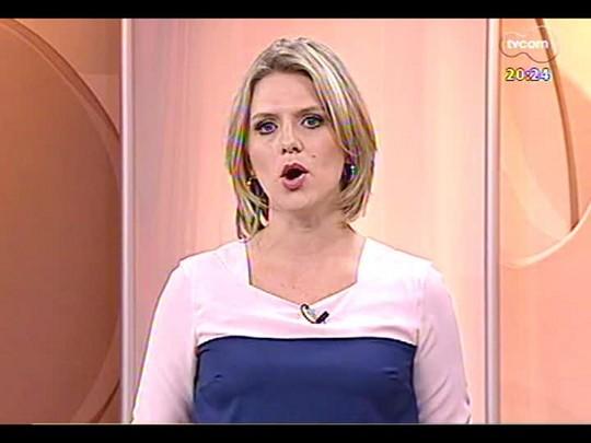TVCOM 20 Horas - Encerrada cobrança em 10 praças de pedágio no RS - Bloco 3 - 30/12/2013