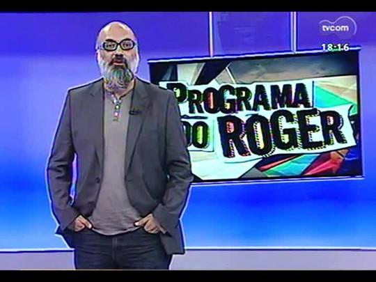 Programa do Roger - Homenagem ao Paulo Goulart + Lojinha do Roger - Bloco 3 - 13/03/2014
