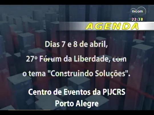 Conversas Cruzadas - Debate sobre a gestante submetida à cesariana por decisão judicial - Bloco 2 - 03/04/2014