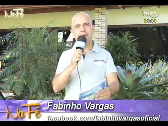 Na Fé - Clipes de música gospel e bate-papo com Ana Paula Valadão - 13/04/2014 - bloco 1