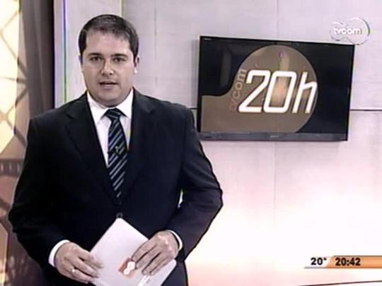TVCOM 20 Horas - 3º bloco - 20.05.14