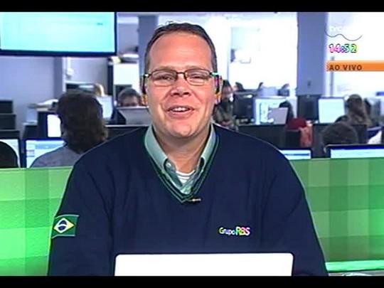 Fanáticos TVCOM - Pós-jogo Austrália X Holanda 18/06/2014