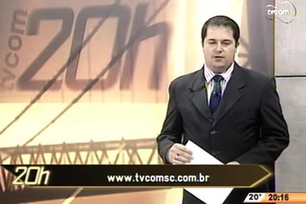TVCOM 20 Horas - Prefeitura da Capital reúne entidades para debater o que não funciona - 2º Bloco - 31/07/14