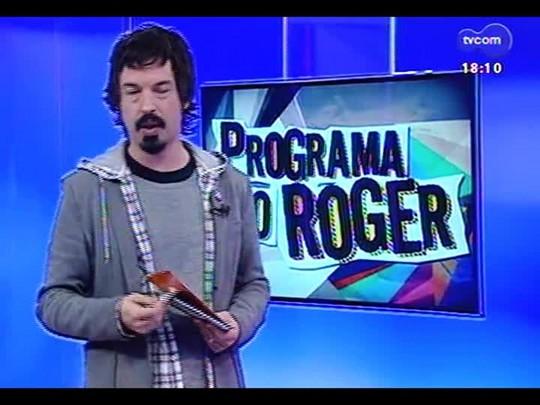 Programa do Roger - Banda Alemão Ronaldo - Bloco 3 - 12/08/2014