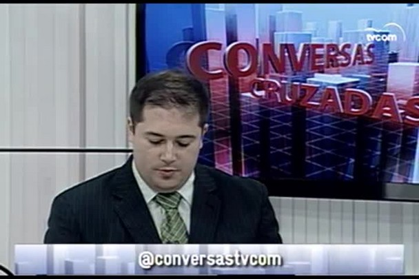 Conversas Cruzadas - Mudanças anunciadas pela presidente Dilma Rousseff frustraram eleitores? - 1º Bloco - 06.01.15