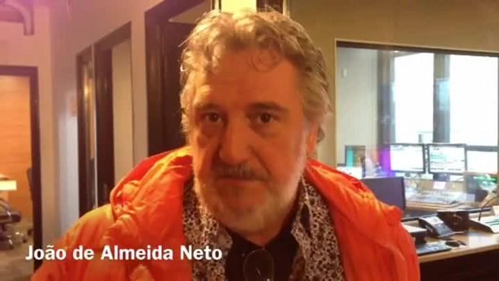 João de Almeida Neto fala sobre Criciúma x Grêmio