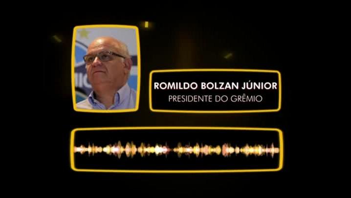 """Presidente do Grêmio sobre a compra da Arena: \""""aqueles que têm que receber aceitaram o prazo\"""""""