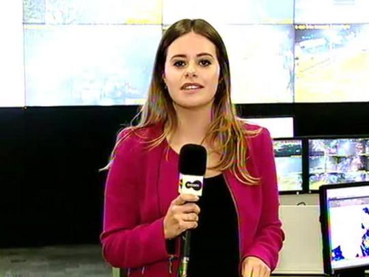 TVCOM 20 Horas - Moradores do bairro Menino Deus fazem mobilização pedindo mais segurança - 25/09/2015