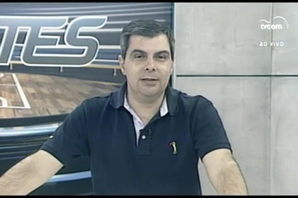 TVCOM Esportes. 4º Bloco. 05.02.16