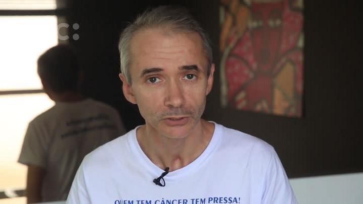 Portador de Câncer conta como a fosfoetanolamina ajudou no tratamento da doença