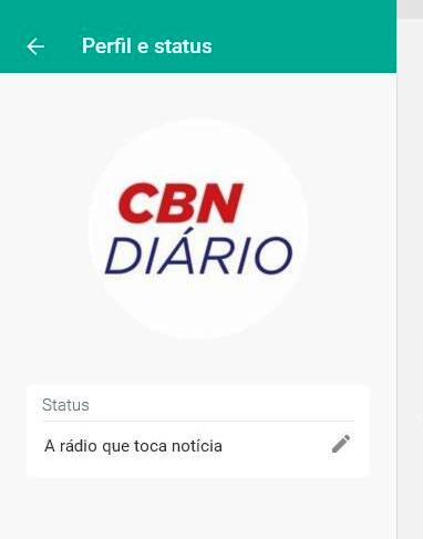 WhatsApp CBN Diário: Meu clássico inesquecível