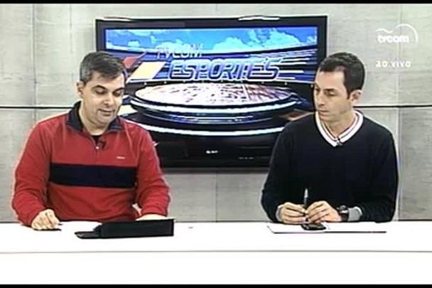 TVCOM Esportes. 2º Bloco. 27.05.16