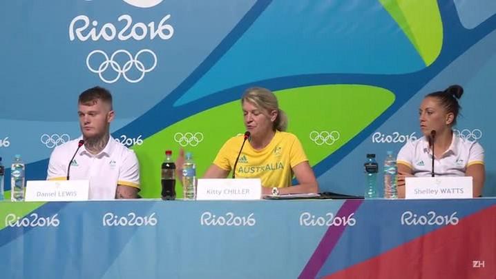Austrália aceita se hospedar na Vila Olímpica