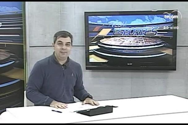 TVCOM Esportes. 1º Bloco. 26.07.16