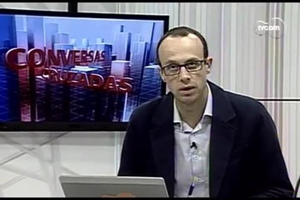 TVCOM Conversas Cruzadas. 2º Bloco. 03.08.16