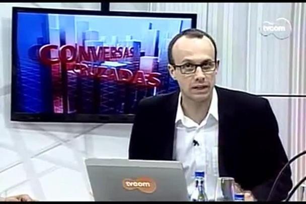 TVCOM Conversas Cruzadas. 4º Bloco. 29.08.16