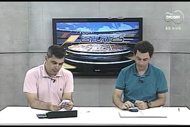 TVCOM Esportes. 2º Bloco. 09.09.16