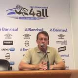 Odorico Roman comenta o interesse por Angelo Rodríguez