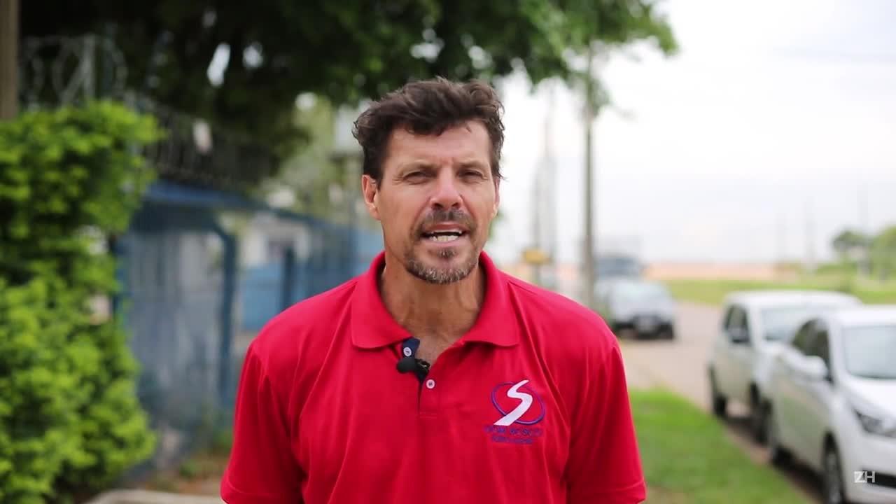 Pessoas de Porto Alegre: Paulo Lara Perkou