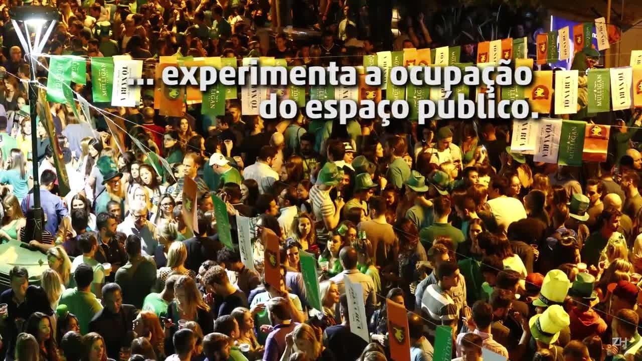 Porto Alegre 245 anos: vivendo a rua