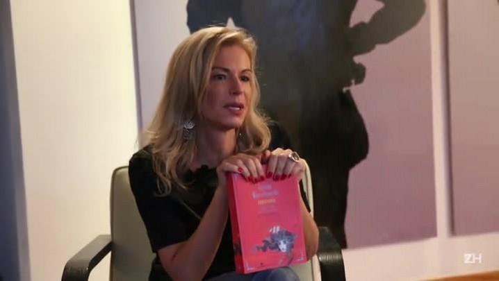 Leticia Wierchowski fala sobre romance histórico