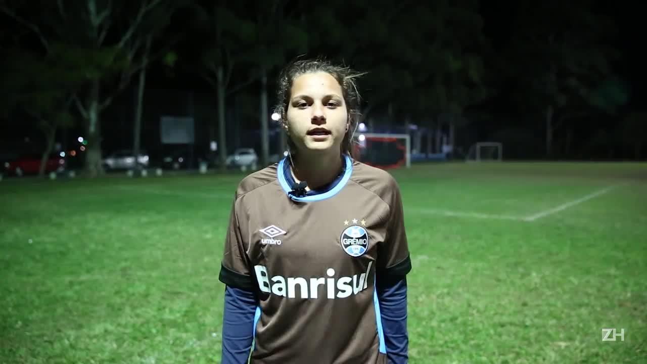 Três perguntas para três promessas do Grêmio
